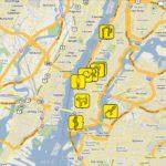 David Byrne Perking Up Bike Parking in NYC
