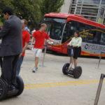 D.C. Commuters Go Car Free