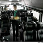 Eat, Drink and Be...on the Bus?