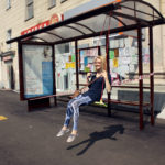 Friday Fun: Bus Stops Crackle, Swing