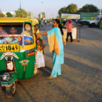 The ubiquitous three-wheeler holds national consciousness, where little is known about their drivers.