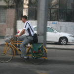 More cars in China is not the solution. Photo by anastas.