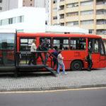Curitiba BRT. Photo by Thomas Locke Hobbs.