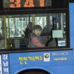Coils under the pavement keep Gumi, Korea's buses moving