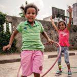 Brazilian children at play. Photo courtesy of Designed To Move Full Report (in Portuguese).