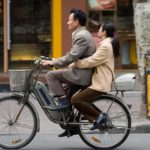 Shanghai is one of China's many cities which has seen the proliferation of bottom-up innovations, such as e-bikes, to tackle the problem of urban transport. Photo by 2 dogs/Flickr.