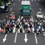 Congestion pricing has the potential to pave the way for more equitable mobility in China's cities. Photo by GuoZhongHua/Shutterstock.