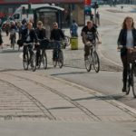Do you enjoy your commute? Innovative bike infrastructure can make cycling a fast, fun transport option. Photo by Justin Swan/Flickr.