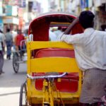 Rickshaw fare regulation has caused some users to shift their mode of transport from private vehicles to auto-rickshaws in Chennai, though further reforms are necessary to address drivers' concerns. Photo by Morgan Schmorgan/Flickr.