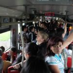 Culture or Conditions? A Look at Sexual Assault on Public Transport