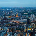 London from above. Photo by Michael Garnett/Flickr